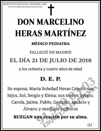 Marcelino Heras Martínez